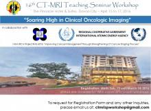 2016 CT-MRI Teaching Workshop