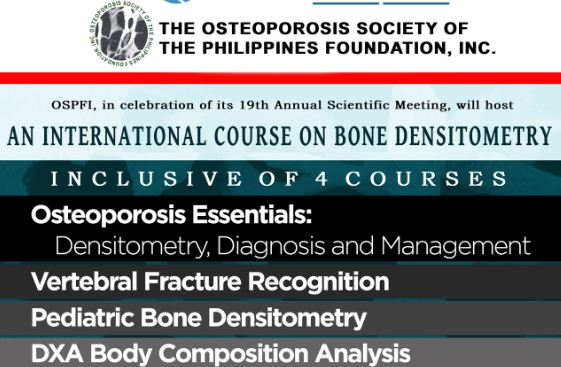 An International Course on Bone Densitometry