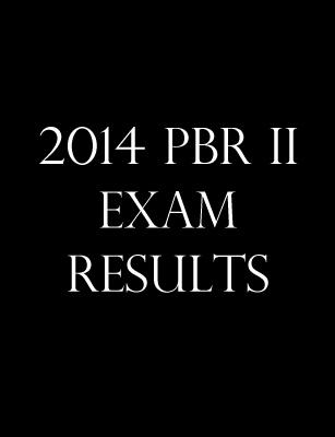 pbr-2-exam-results